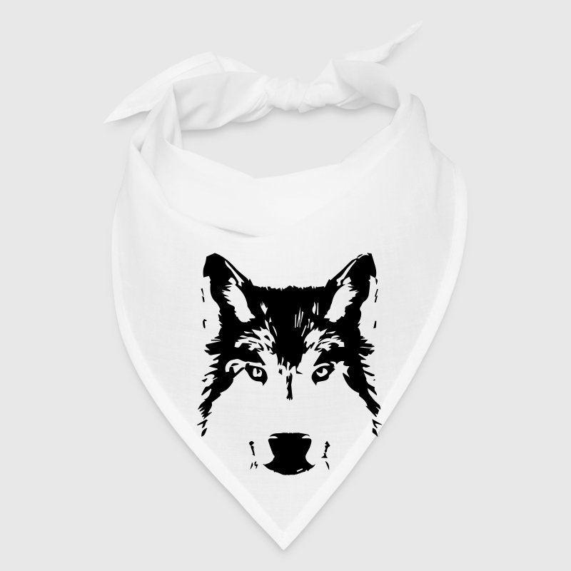Wolf head Caps - Bandana