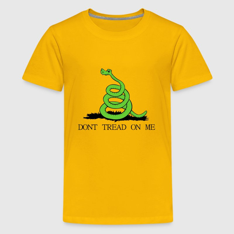 Don't Tread On Me Kids T-Shirt - Kids' Premium T-Shirt