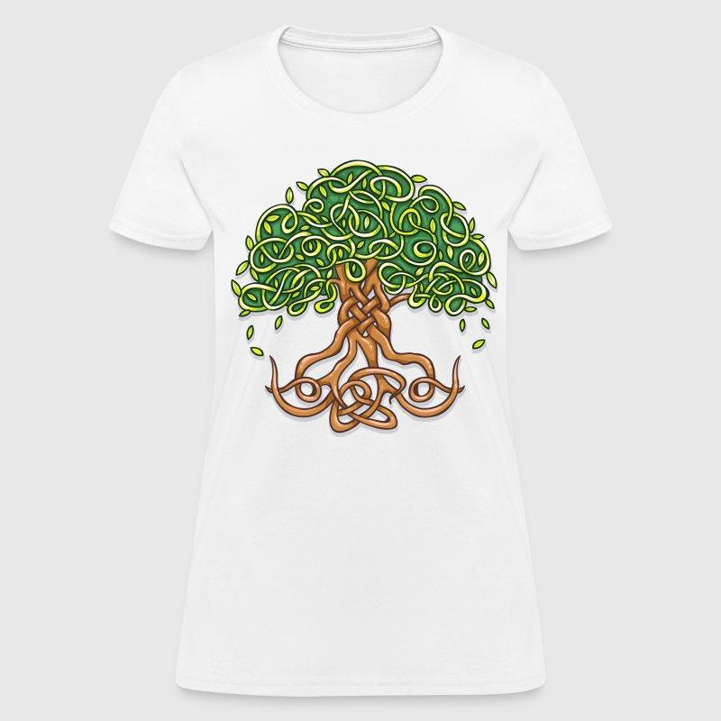 Tree Of Life T Shirt Spreadshirt