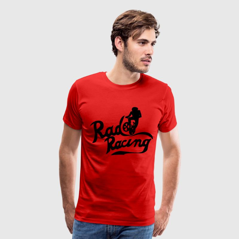 rad racing team - Men's Premium T-Shirt