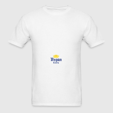 VEGAN EXTRA BEER Sportswear - Men's T-Shirt