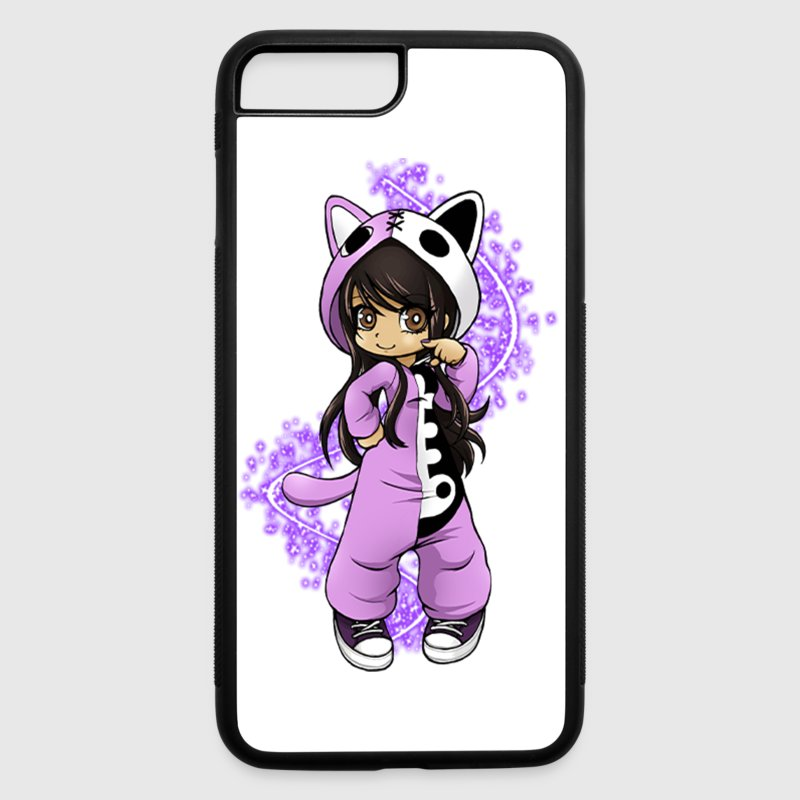 Aphmau Official Limited Edition! - iPhone 7 Plus/8 Plus Rubber Case