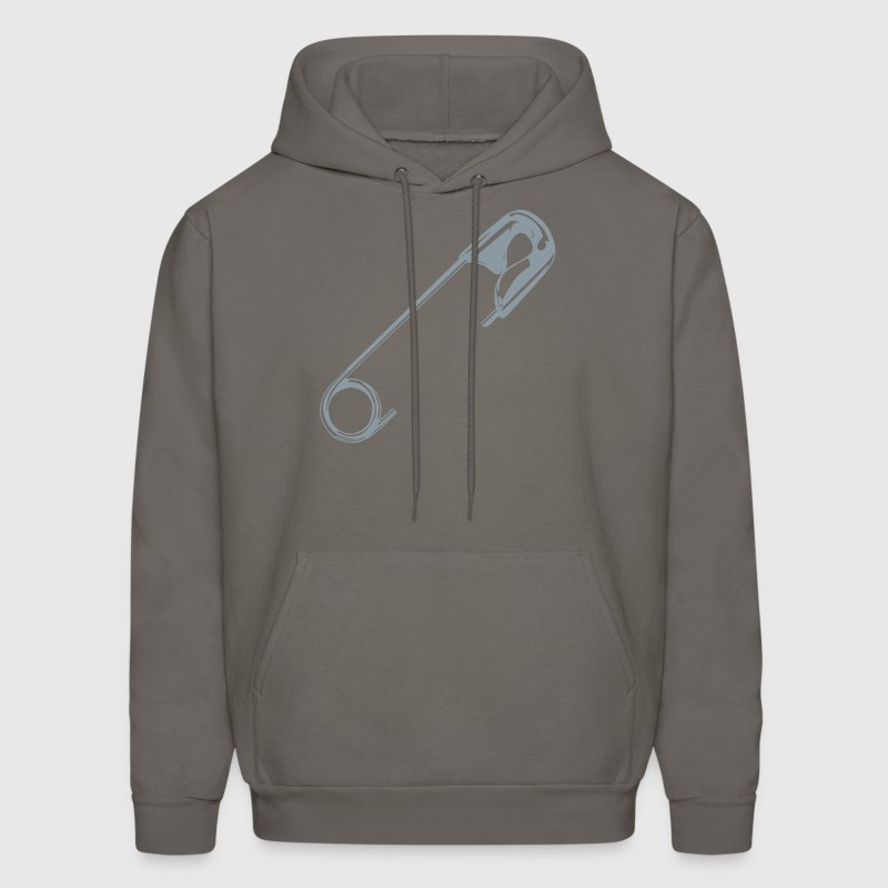 Safety Pin Movement Hoodies - Men's Hoodie