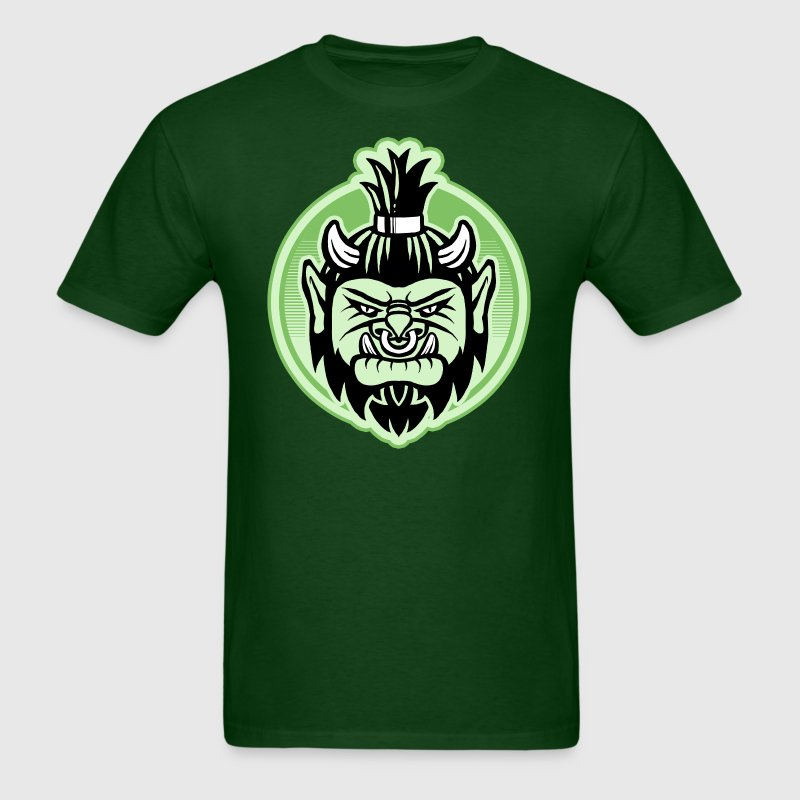 Angry Orc T-Shirts - Men's T-Shirt