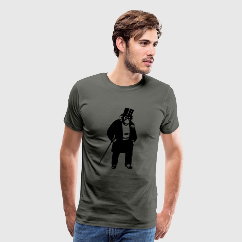 Swagg Monkey - Men's Premium T-Shirt