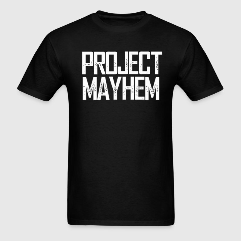 Project Mayhem.  - Men's T-Shirt
