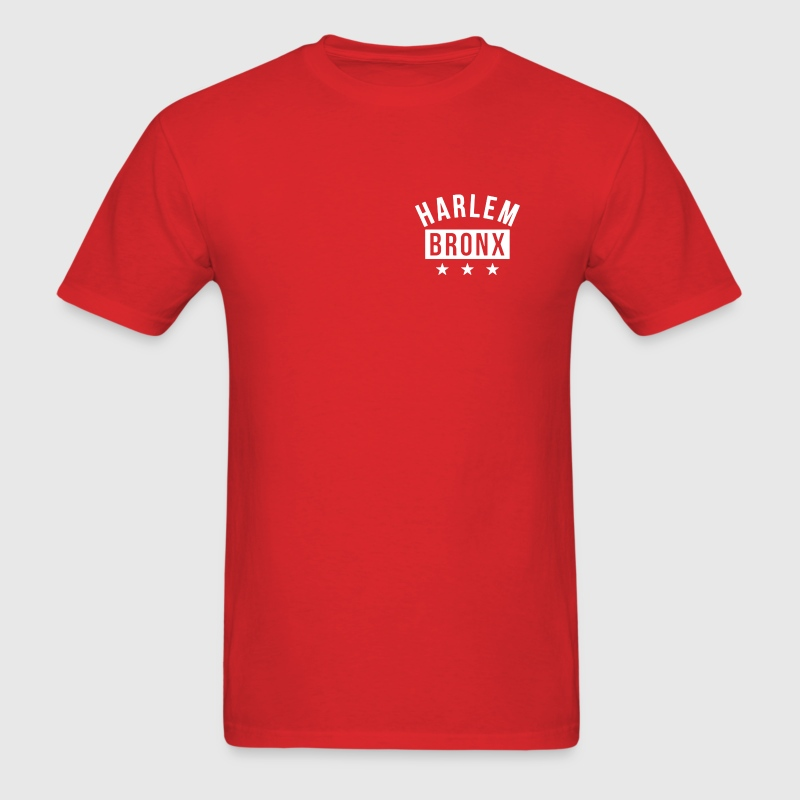 HARLEM BRONX - Men's T-Shirt
