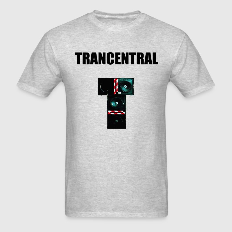Trancentral - Men's T-Shirt