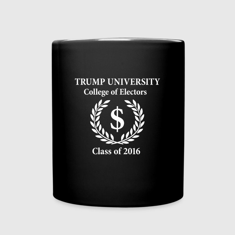 Trump University Elections - Full Color Mug