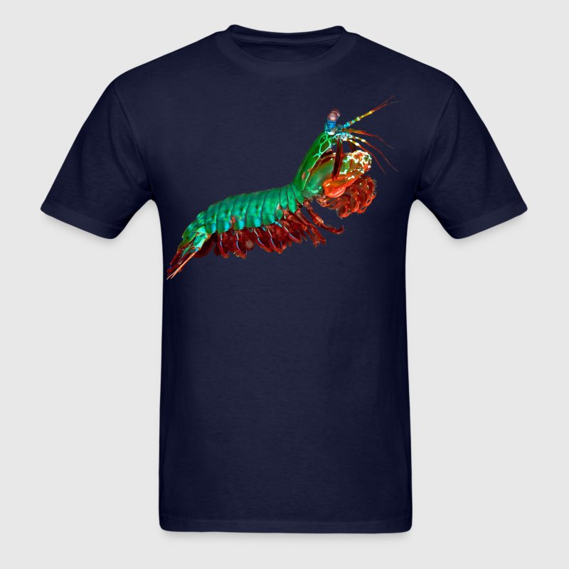shrimp - Men's T-Shirt