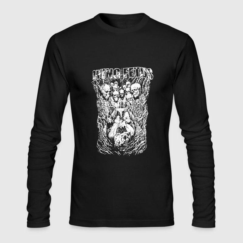 Dying Fetus Treachery - Men's Long Sleeve T-Shirt by Next Level
