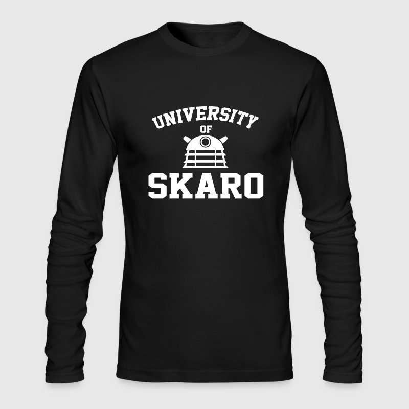 University of Skaro - Men's Long Sleeve T-Shirt by Next Level