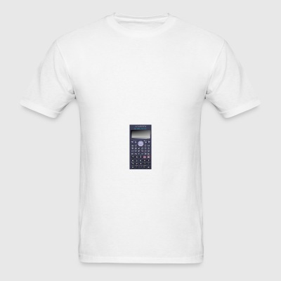 Scientific calculator Phone & Tablet Cases - Men's T-Shirt
