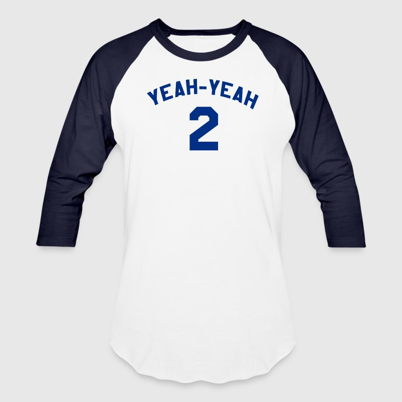 The Sandlot - Yeah-Yeah Jersey T-Shirts - Baseball T-Shirt