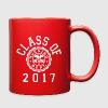 Class Of 2017 Nursing Mugs & Drinkware - Full Color Mug