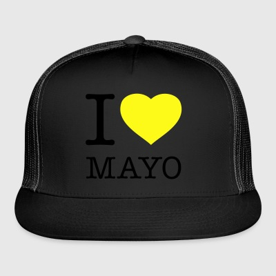 I LOVE MAYO - Trucker Cap