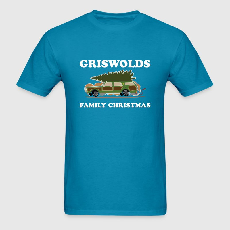 Griswold's Family Xmas - Men's T-Shirt