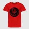 Japanese dragon Baby & Toddler Shirts - Toddler Premium T-Shirt