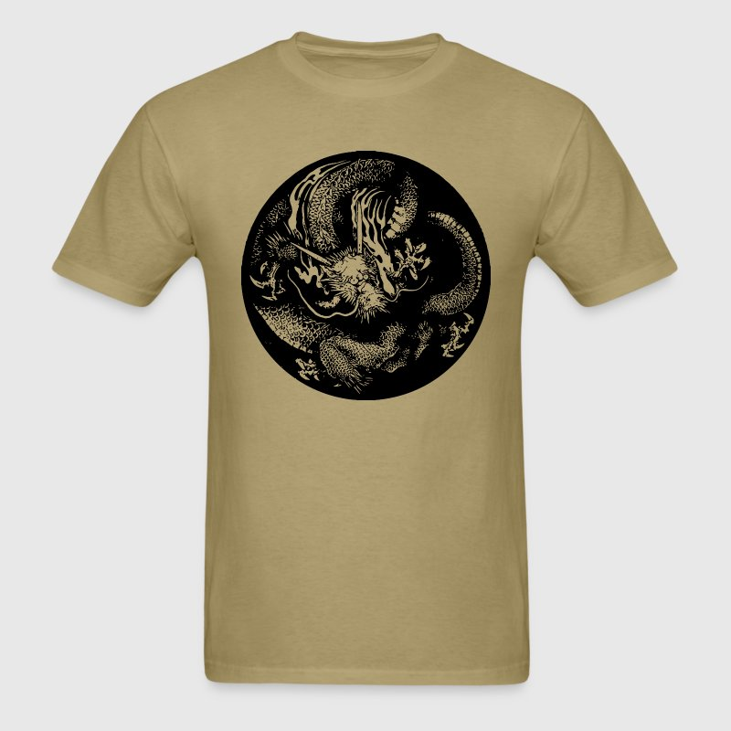Japanese dragon T-Shirts - Men's T-Shirt