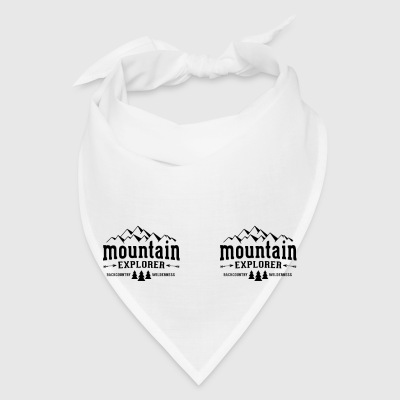 Mountain Explorer Mug - Bandana