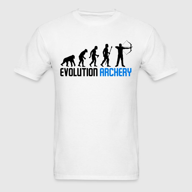 Evolution Archery - Men's T-Shirt