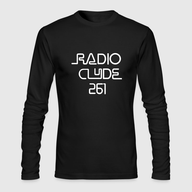 Radio Clyde 261 - Men's Long Sleeve T-Shirt by Next Level