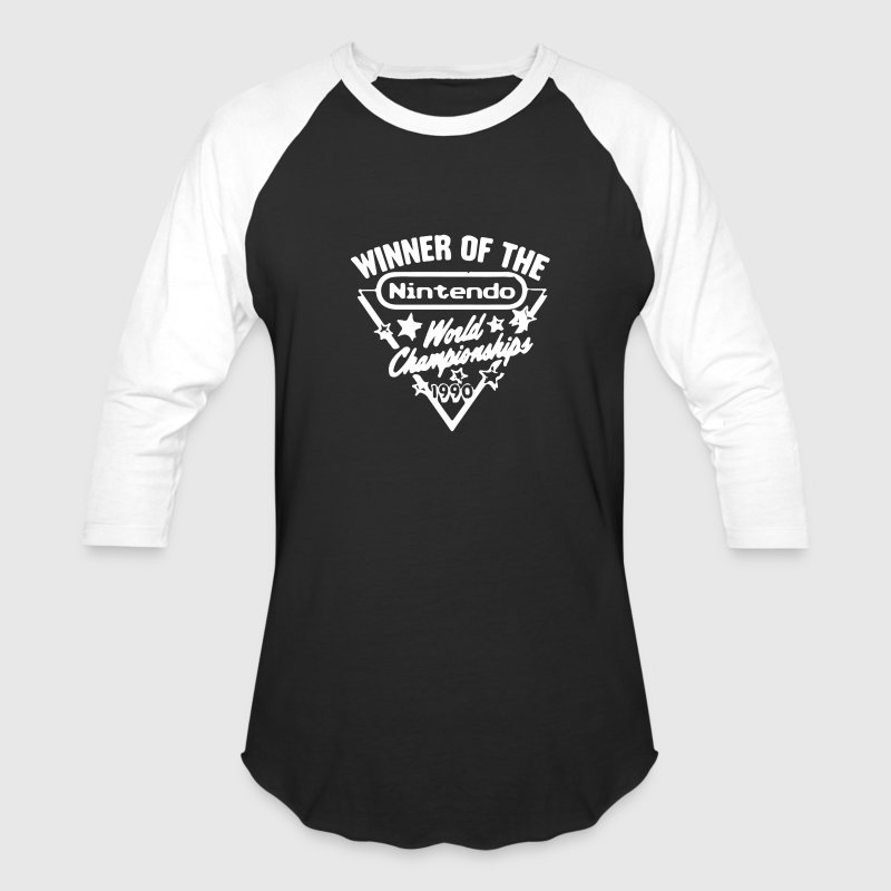 Nintendo World Championships - Baseball T-Shirt
