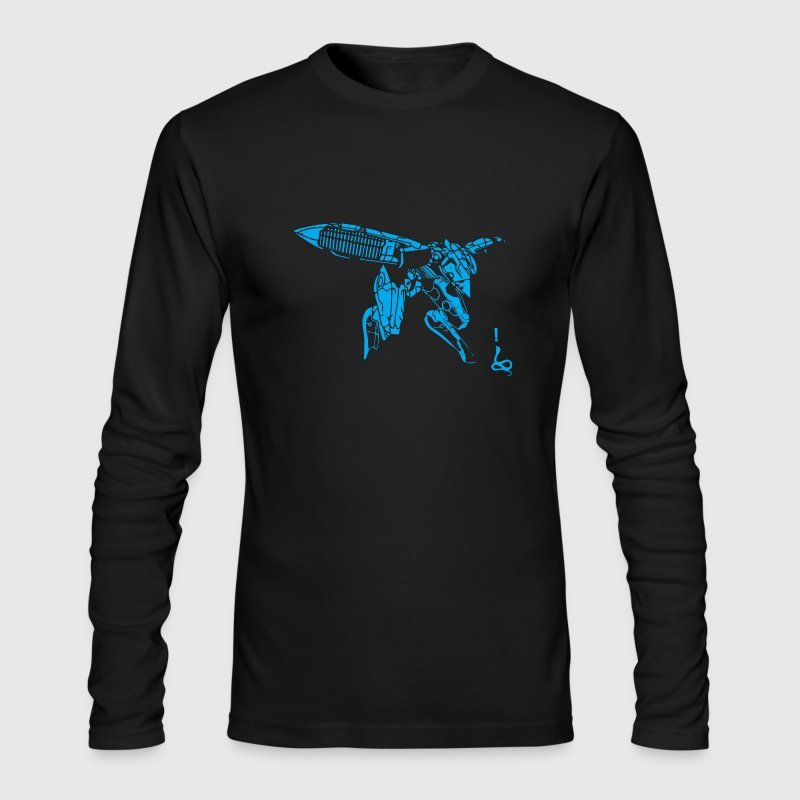 MG Ray - Men's Long Sleeve T-Shirt by Next Level