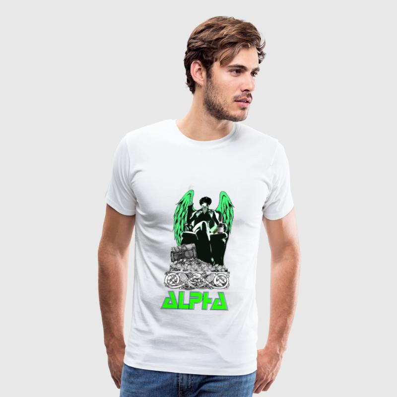 Green Jelly T-Shirts - Men's Premium T-Shirt