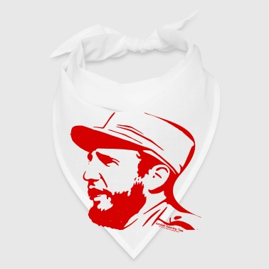Fidel Castro in Red Mugs & Drinkware - Bandana