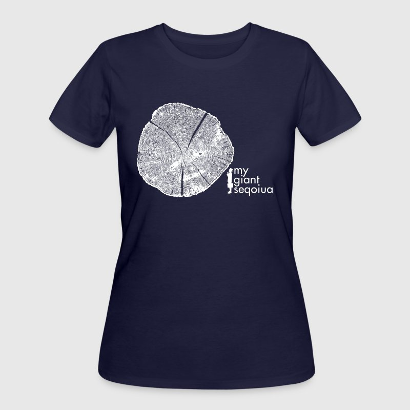 My Giant Sequoia - Light T-Shirts - Women's 50/50 T-Shirt