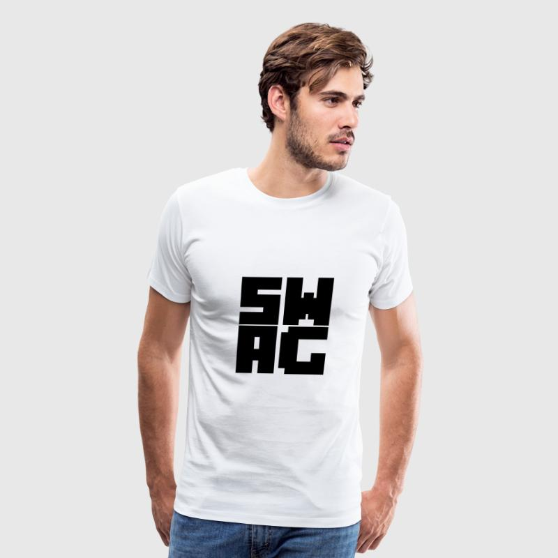 SWAG Minecraft T-Shirts - Men's Premium T-Shirt