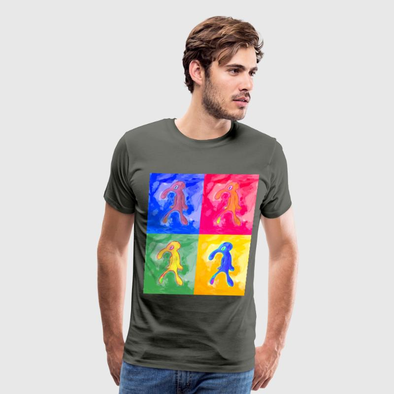 Bold and Brash T-Shirt - Men's Premium T-Shirt