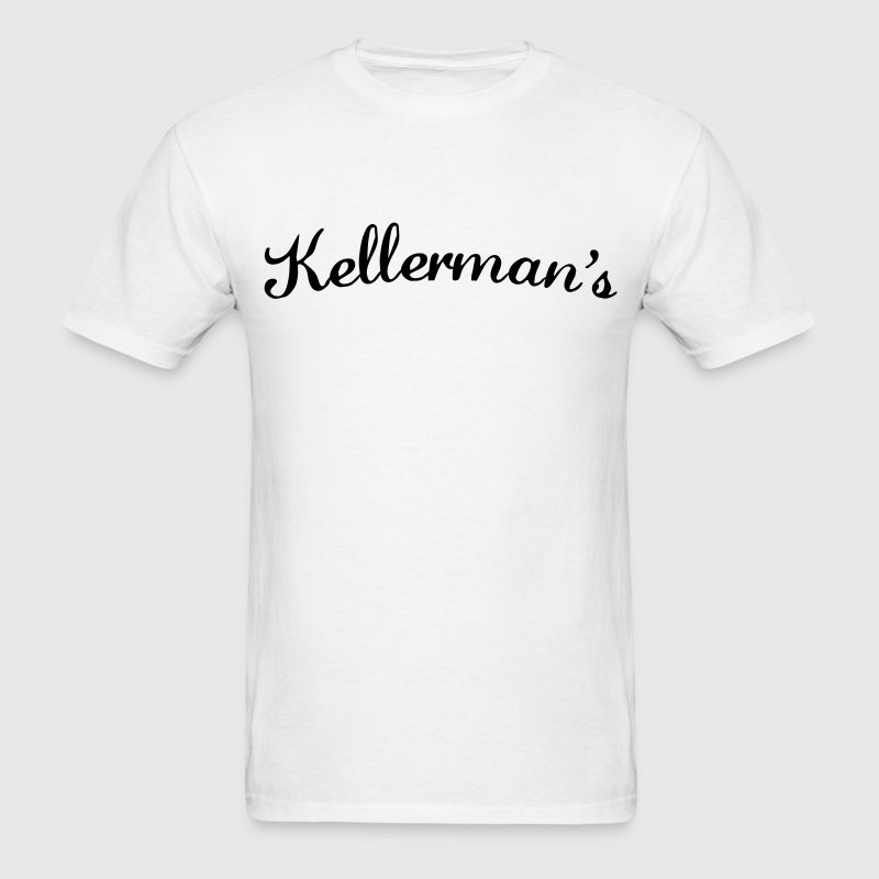 Kellerman's T-Shirts - Men's T-Shirt