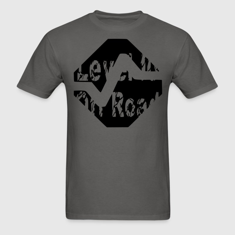 Level 10 Off Road Symbol - Men's T-Shirt