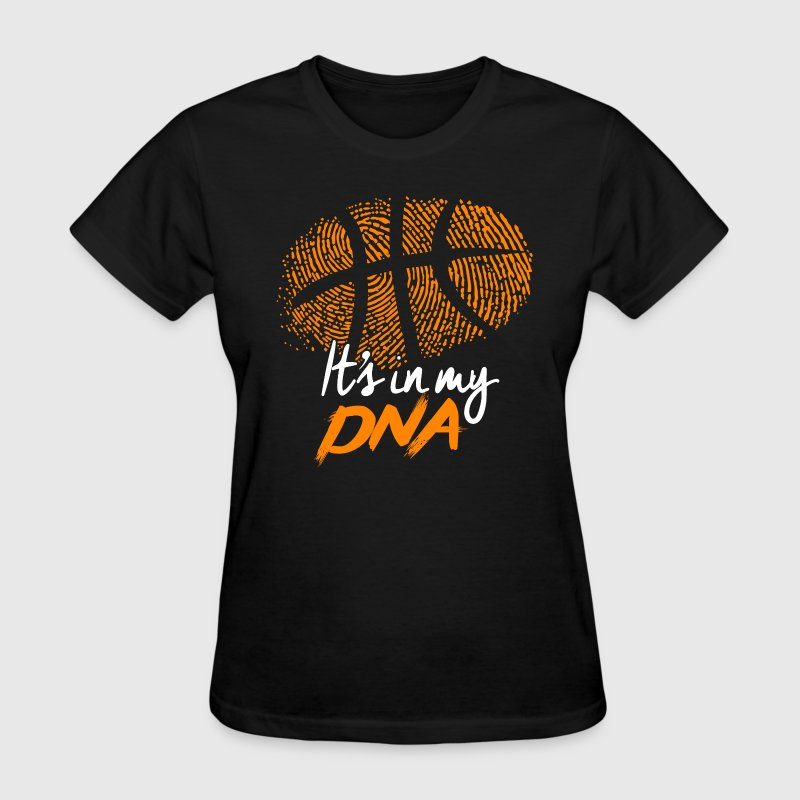 Basketball DNA - Women's T-Shirt