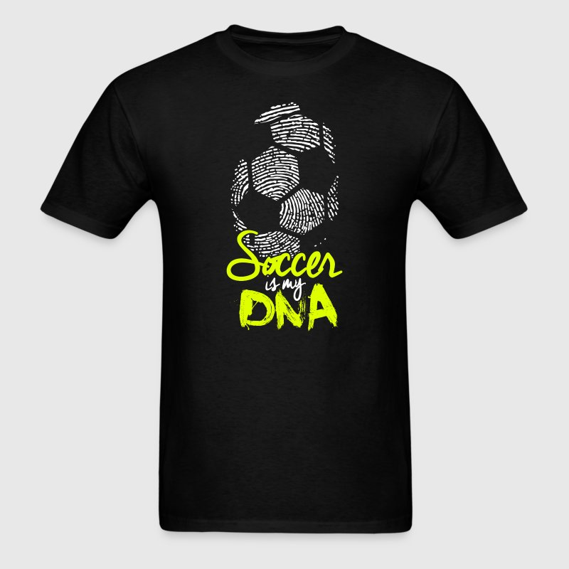 Soccer DnA - Men's T-Shirt