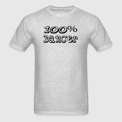 100% Dancer Sportswear - Men's T-Shirt