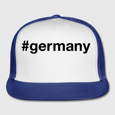 GERMANY - Trucker Cap