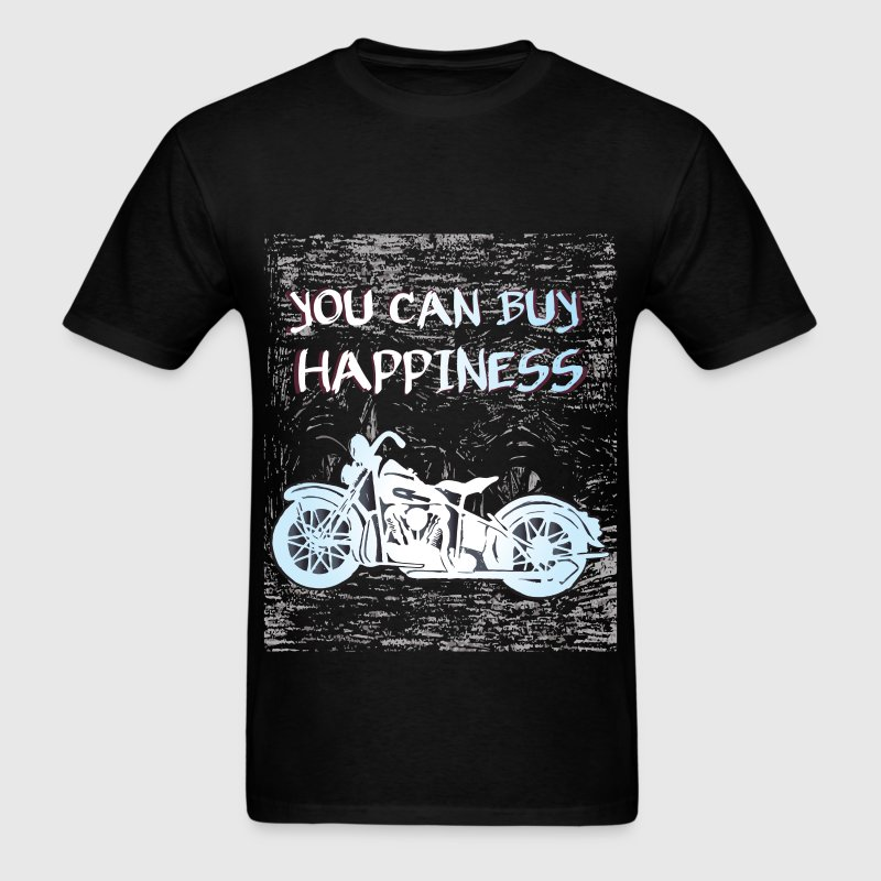 You Can Buy Happiniess T Shirt Spreadshirt