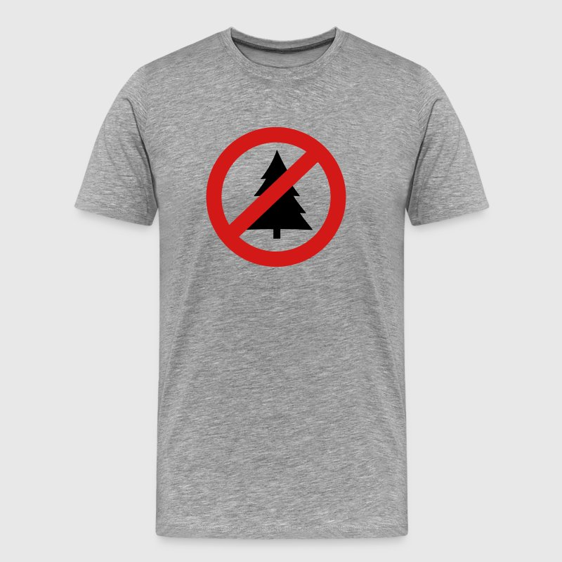 anti christmas T-Shirts - Men's Premium T-Shirt