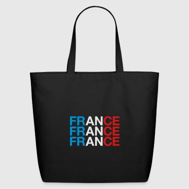FRANCE - Eco-Friendly Cotton Tote