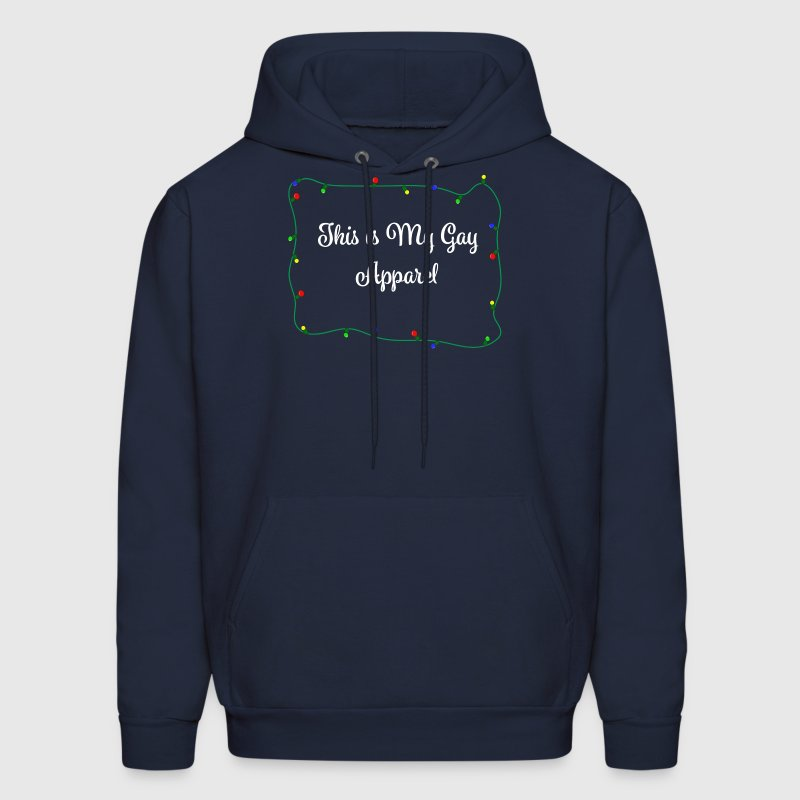 This is My Gay Apparel - Men's Hoodie