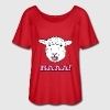 Sheep Face T-Shirts - Women's Flowy T-Shirt