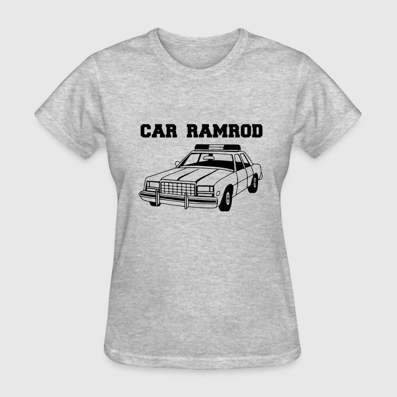 Car Ramrod - Women's T-Shirt