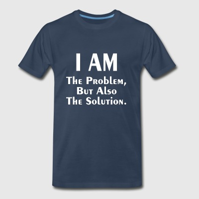 THE PROBLEM AND SOLUTION Sportswear - Men's Premium T-Shirt