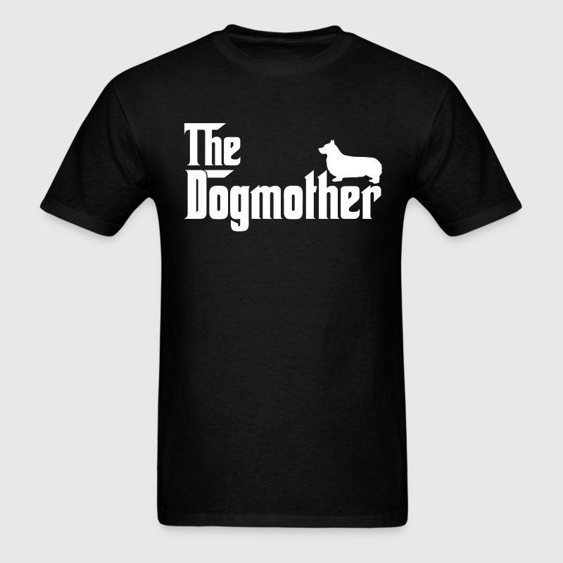 Corgi Dog Mother T-Shirt - Men's T-Shirt