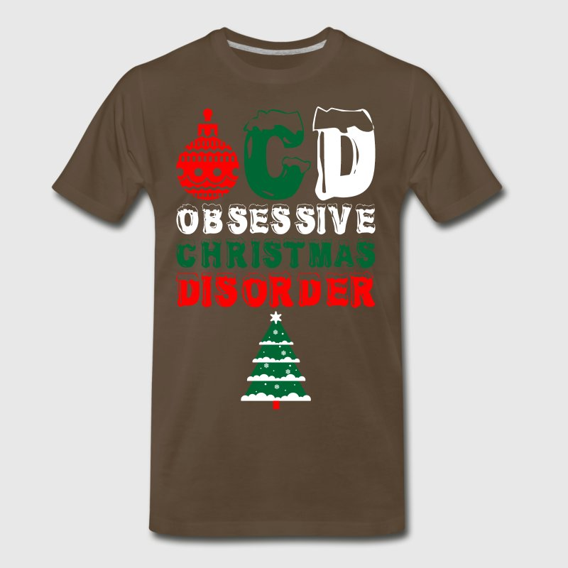 Obsessive Christmas Disorder Ugly Sweater T-Shirt | Spreadshirt