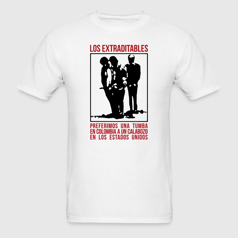 Los Extraditables T-Shirts - Men's T-Shirt
