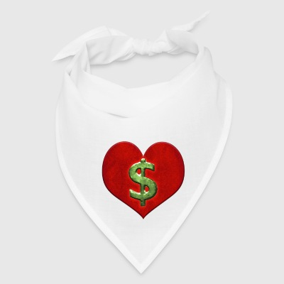 Love for Money Logo - Bandana